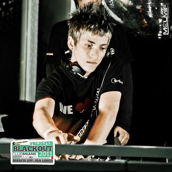 Nathan Spagnol  DJ Tour Dates