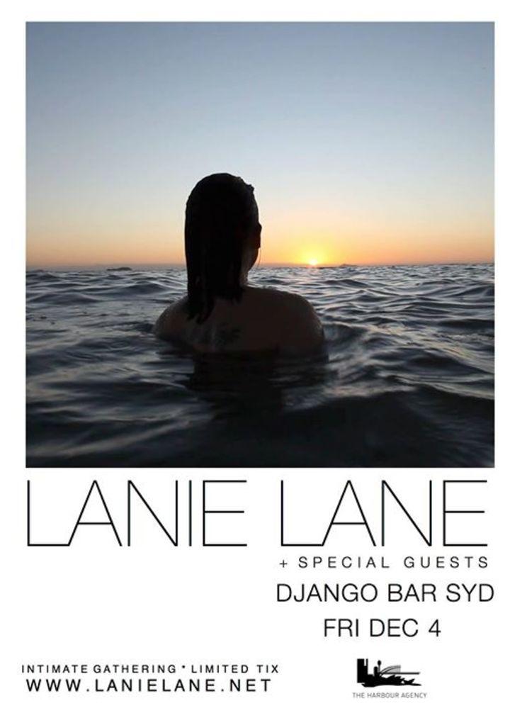 Lanie Lane Tour Dates