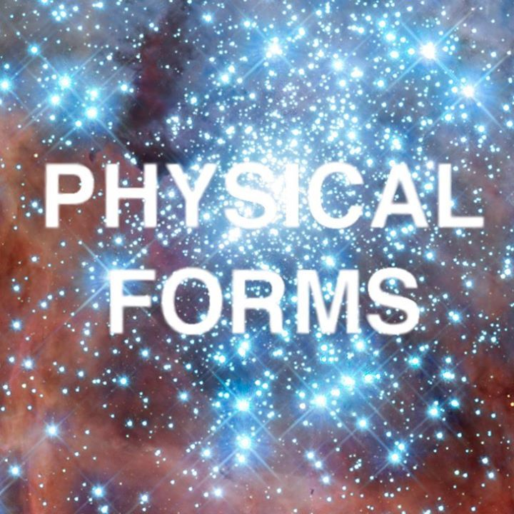 Physical Forms Tour Dates