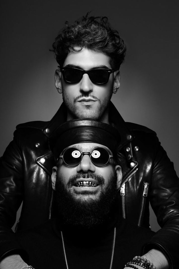 Chromeo @ Air & Style 2017 - Los Angeles, CA