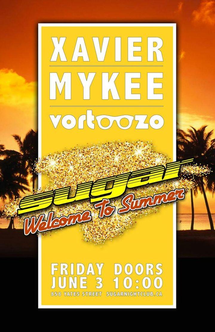 Mykee Tour Dates