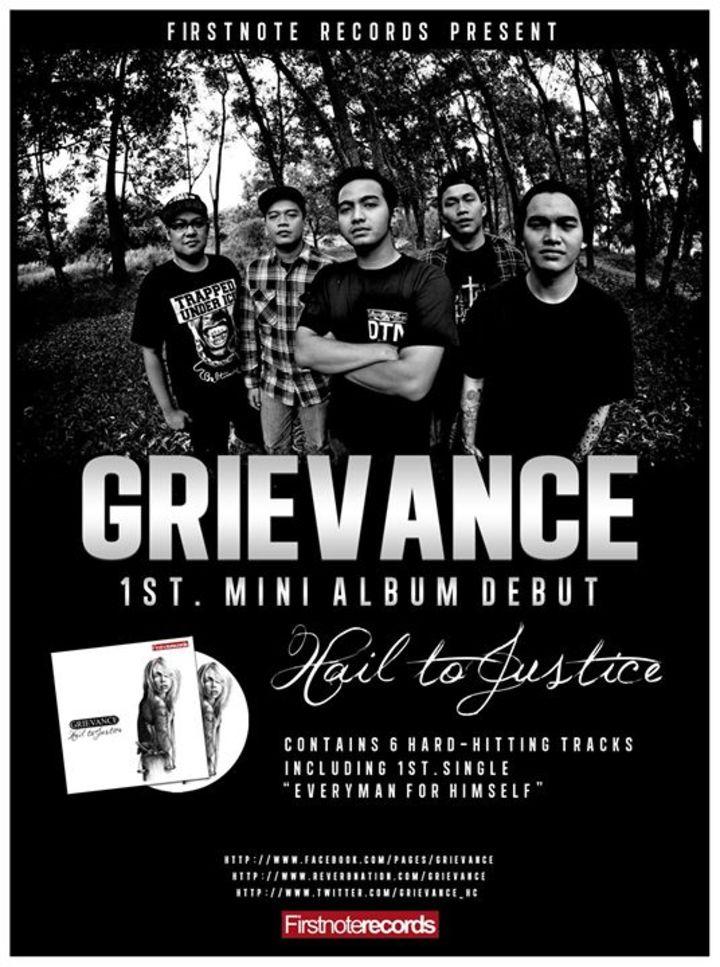 Grievance Tour Dates