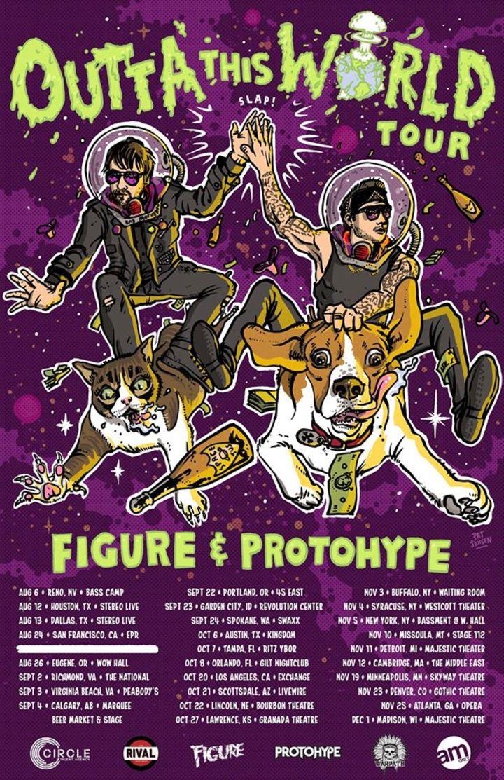 Figure Tour Dates