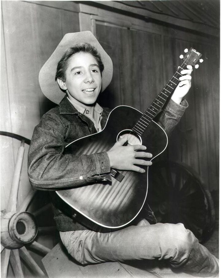 Johnny Crawford Tour Dates