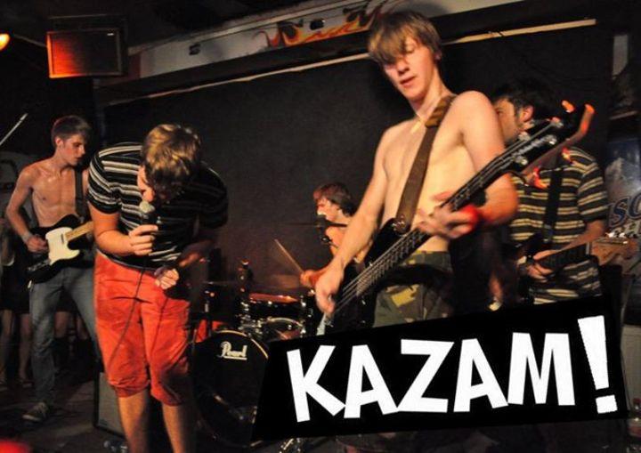 Kazam Tour Dates