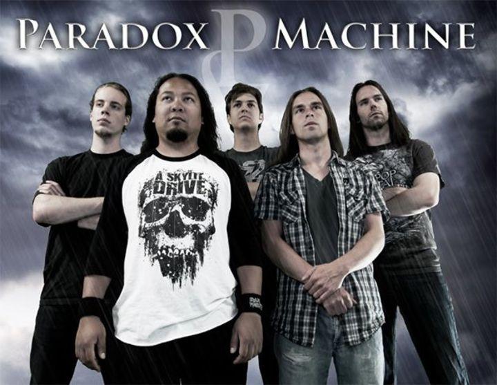 Paradox Machine Tour Dates