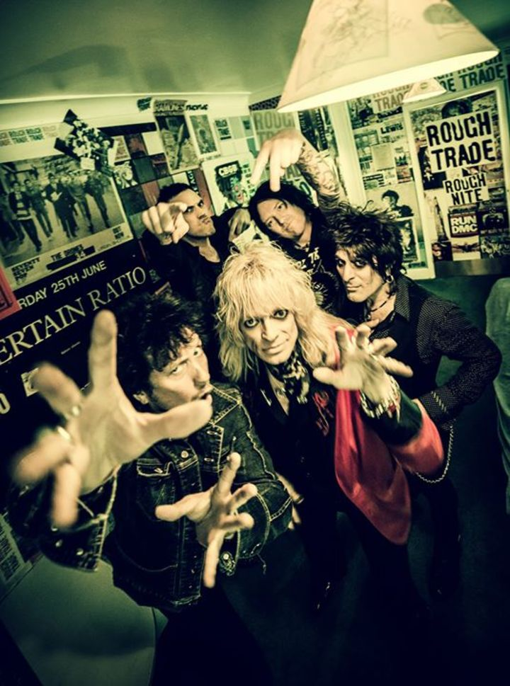 Michael Monroe Tour Dates