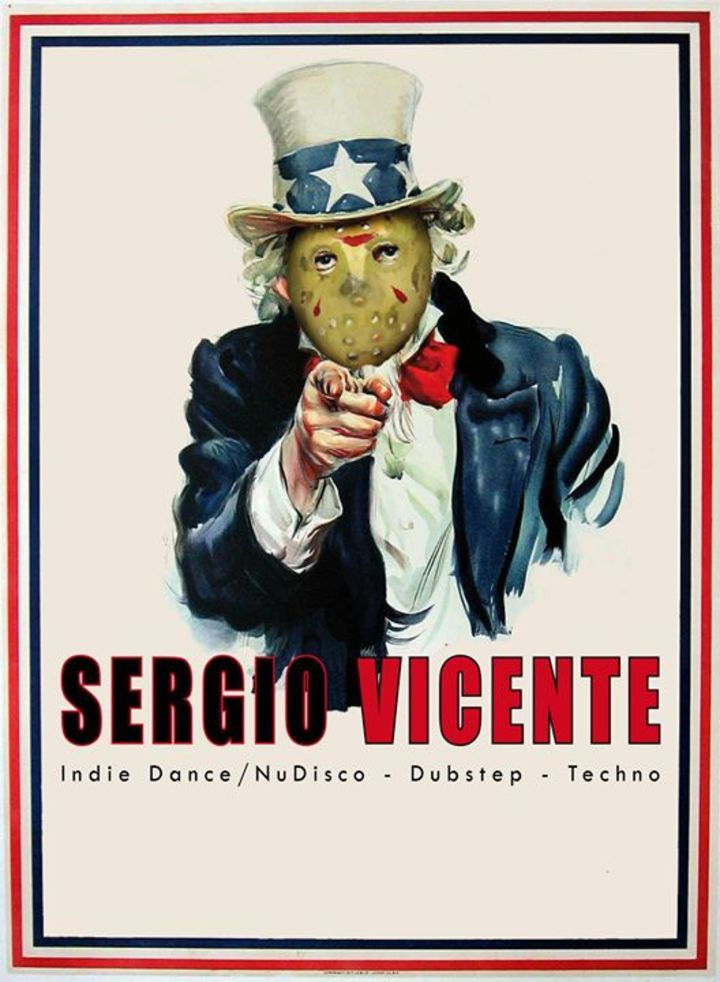 Sergio Vicente Tour Dates