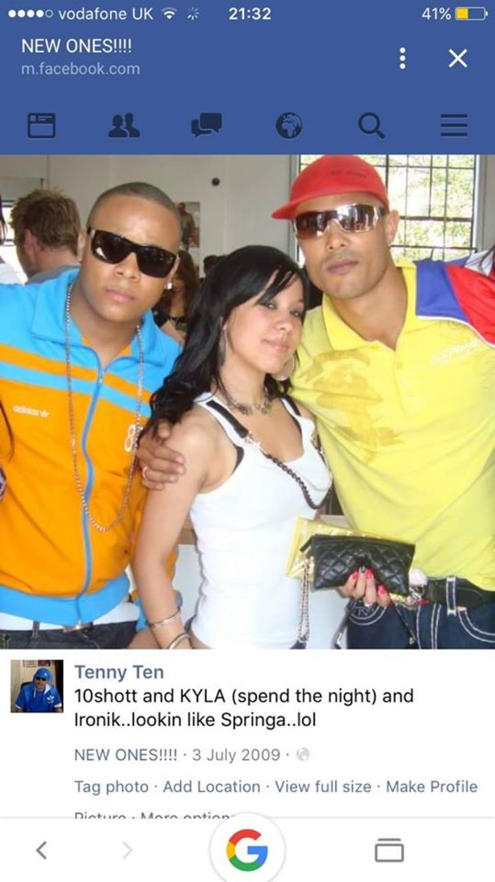 Tenny Ten aka 10Shott Tour Dates