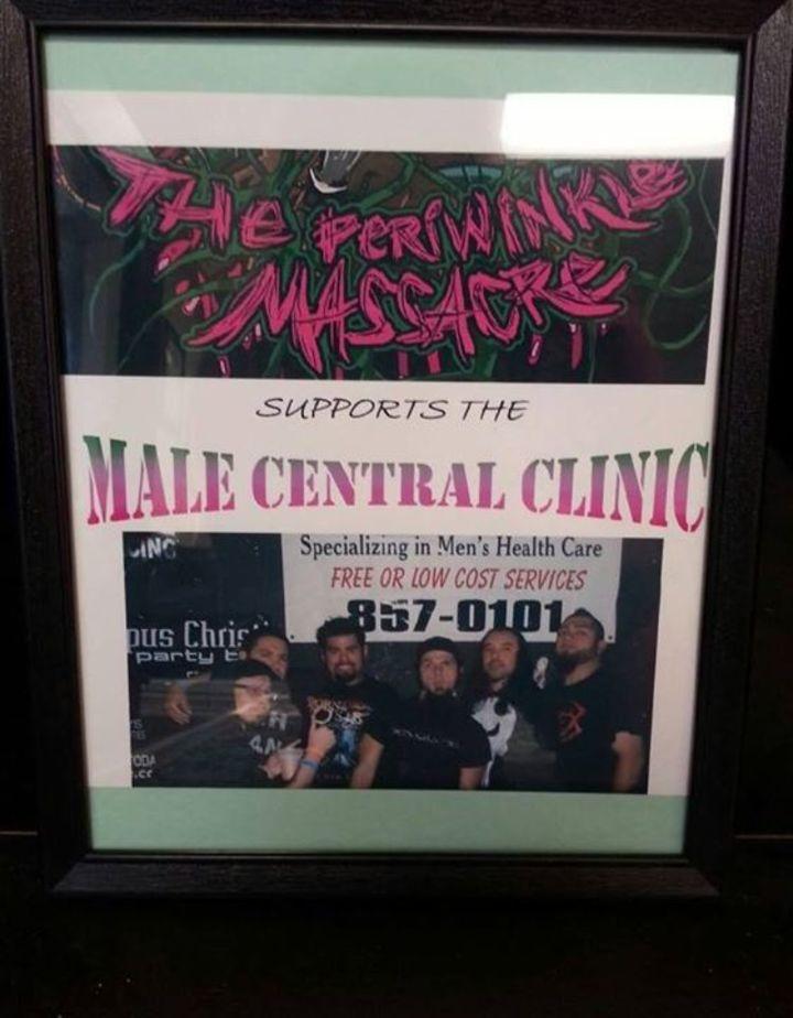 The Periwinkle Massacre Tour Dates