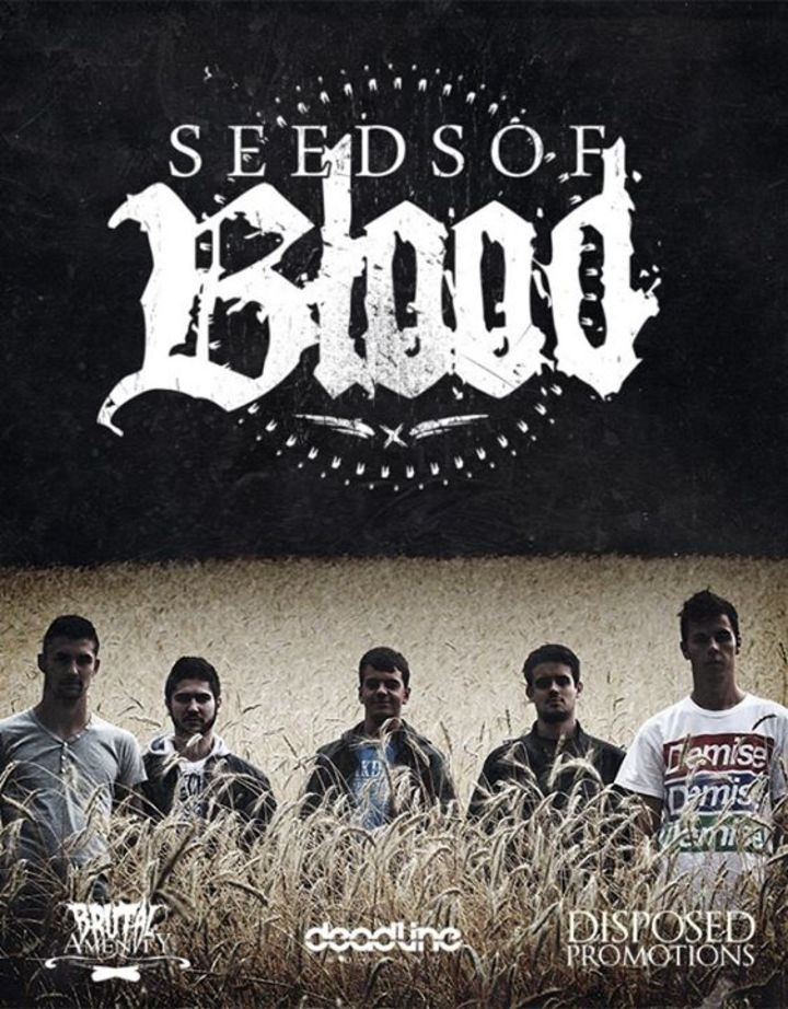Seeds of Blood Tour Dates