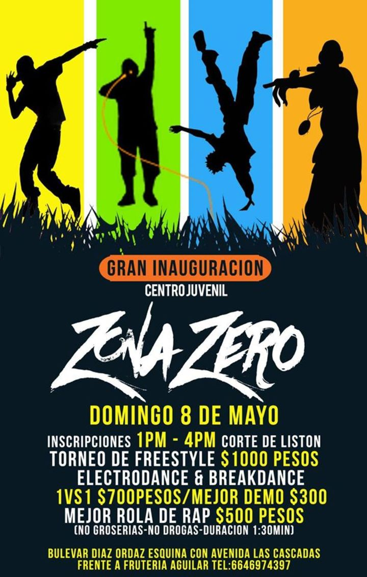 Zona Zero Mexico Tour Dates