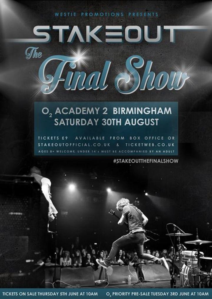 STAKEOUT Tour Dates