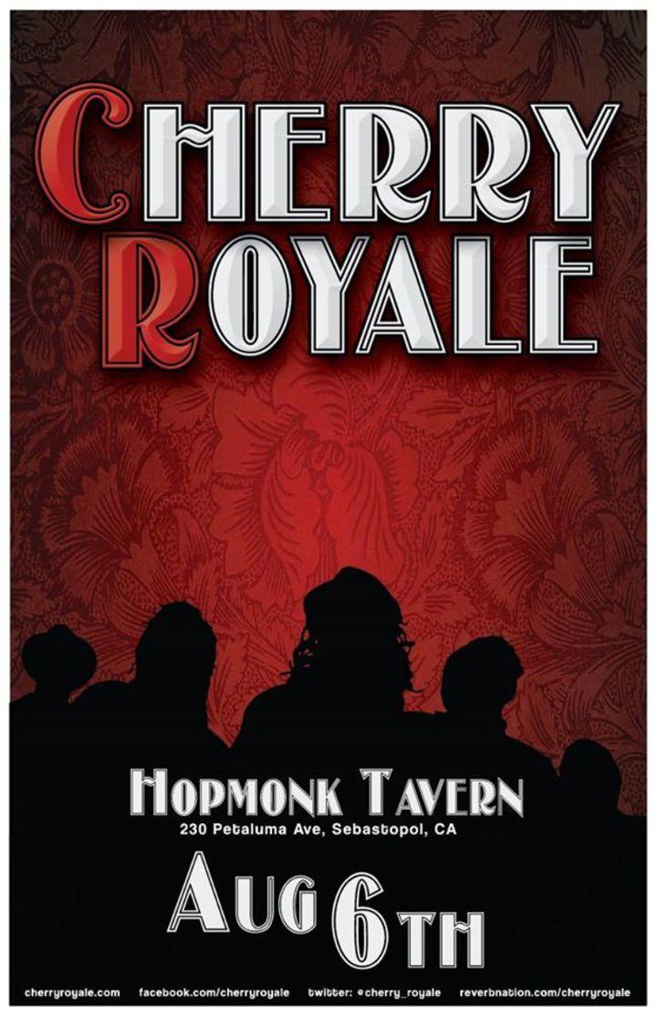 Cherry Royale Tour Dates