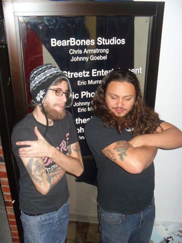 Bear Bones Studios Tour Dates