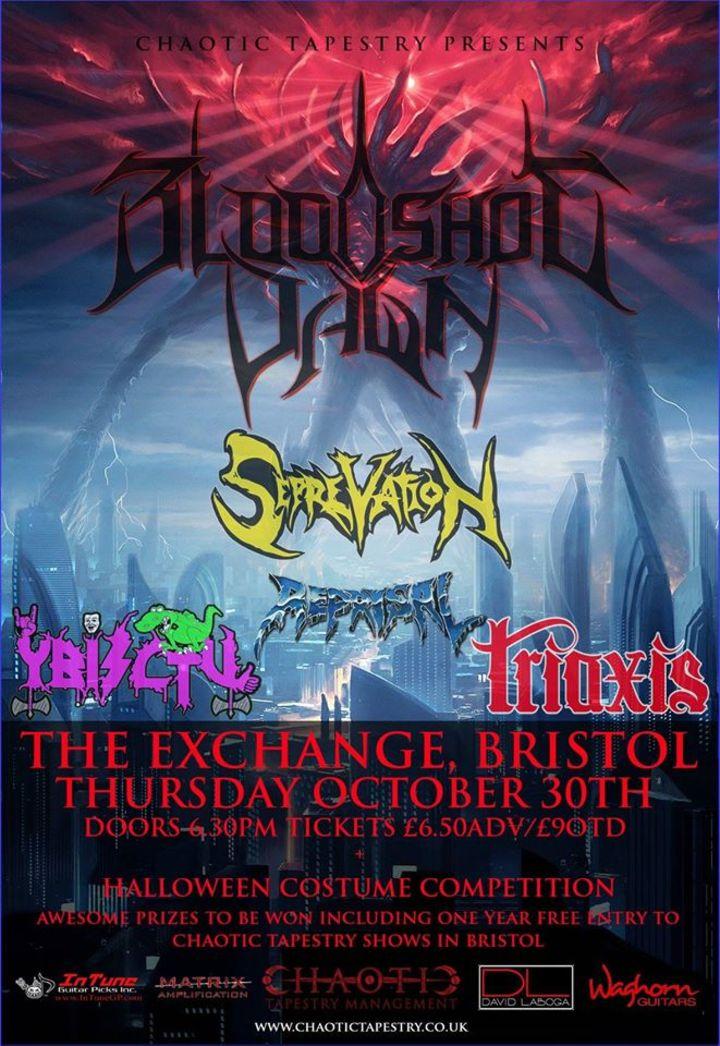 YBISCTU Tour Dates