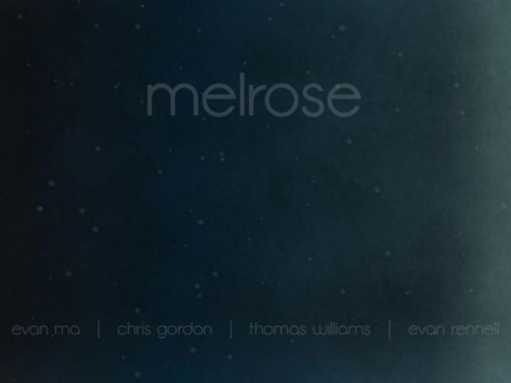 Melrose Tour Dates