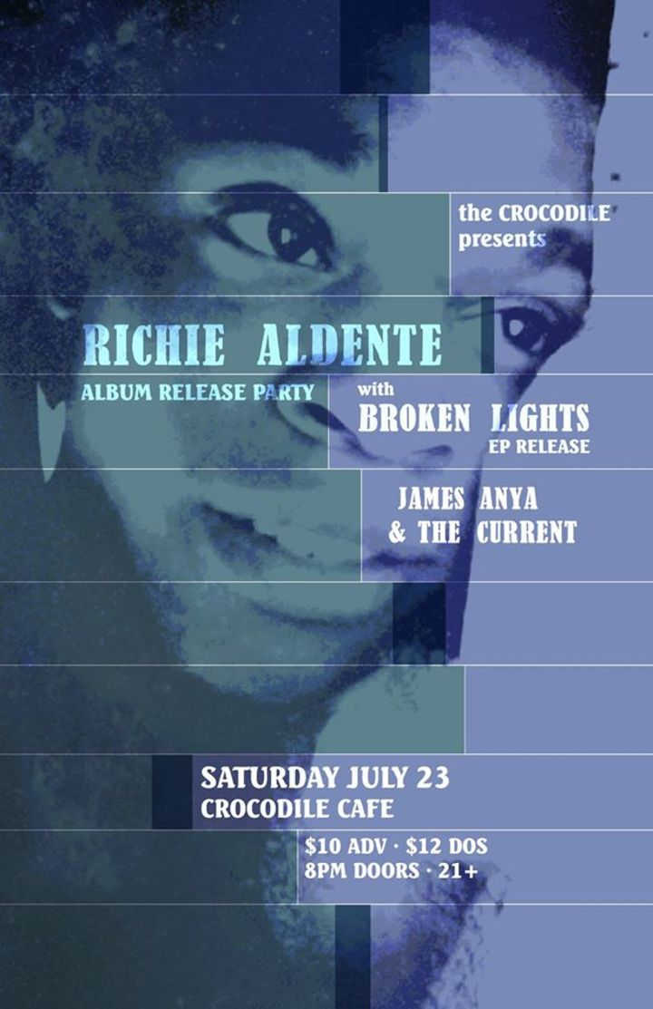 Richie Aldente Tour Dates