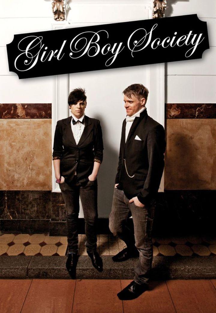 Girl Boy Society Tour Dates