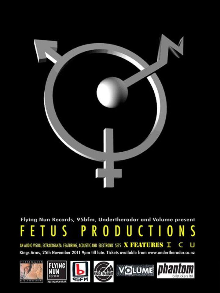 Fetus Productions Tour Dates