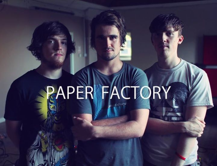 Paper Factory Tour Dates