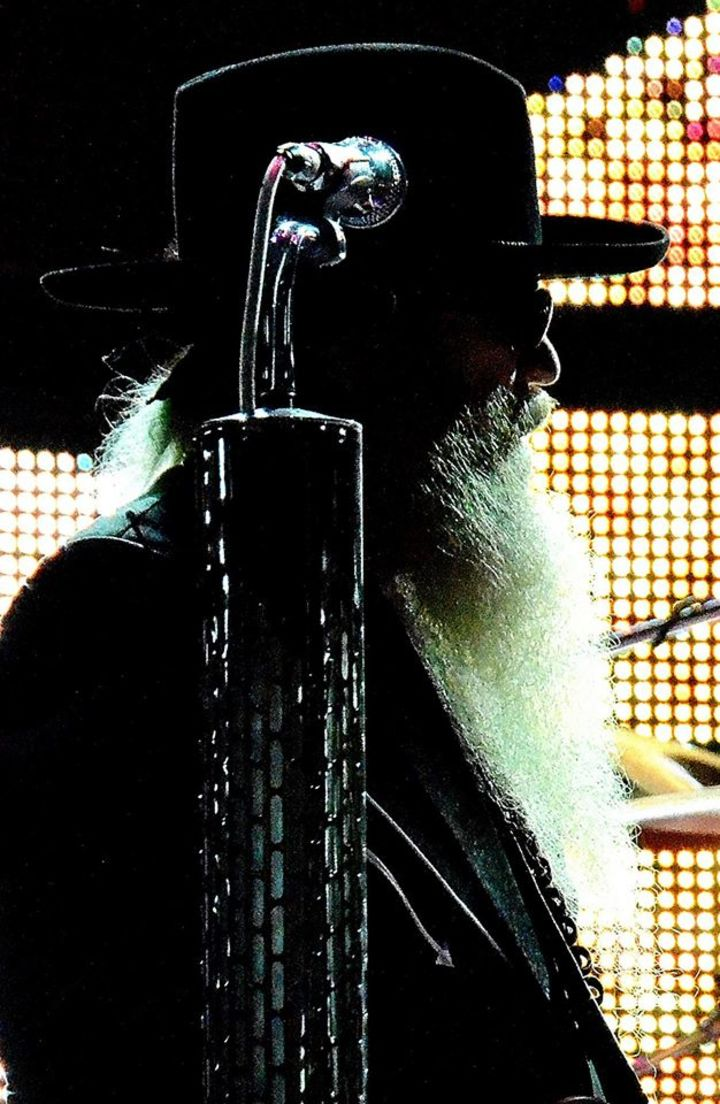 Dusty Hill Tour Dates