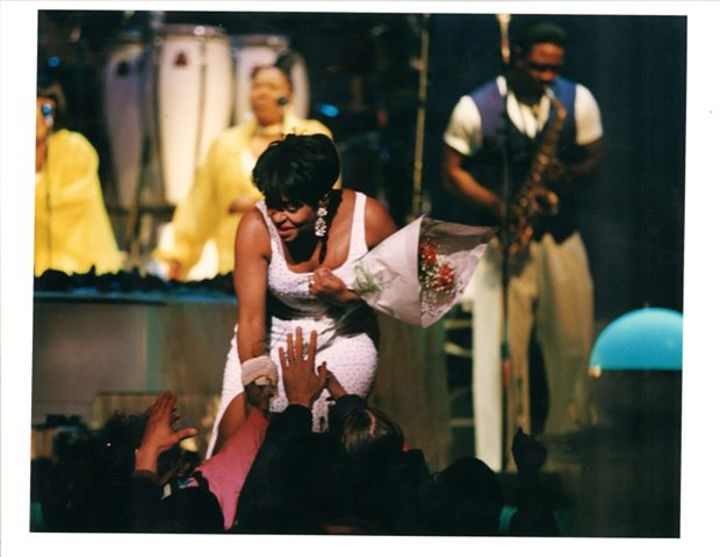 Anita Baker Tour Dates