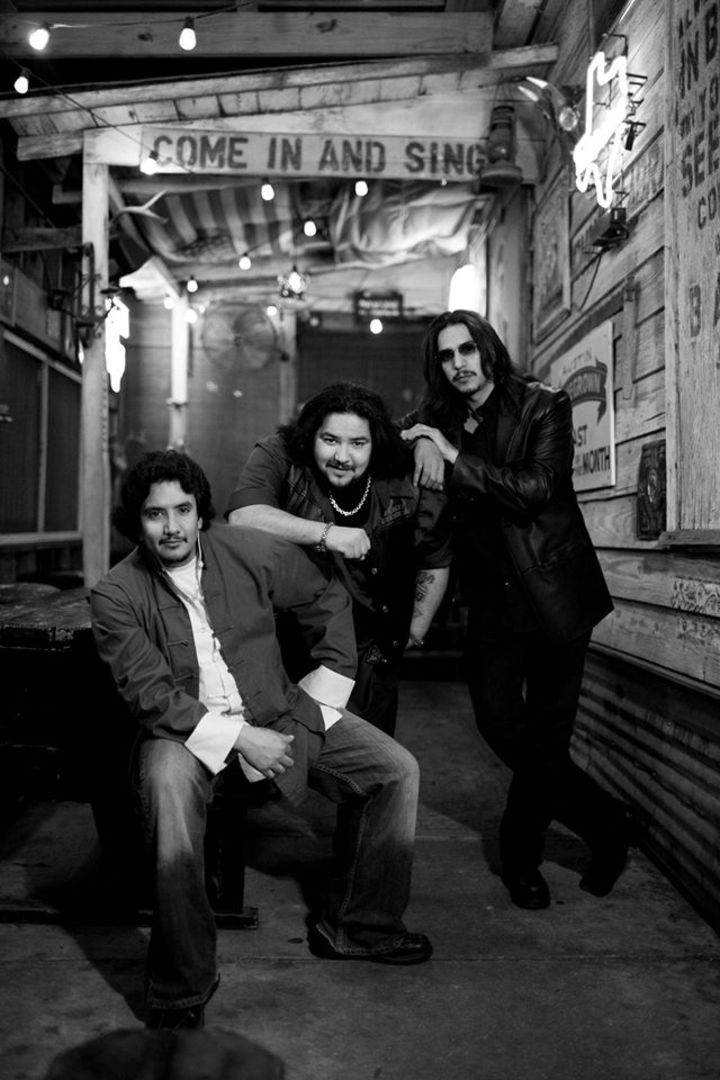 Los Lonely Boys @ Newton Theatre - Newton, NJ