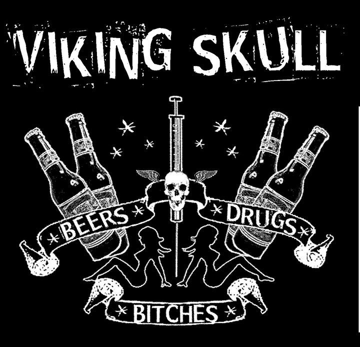 Viking Skull Tour Dates
