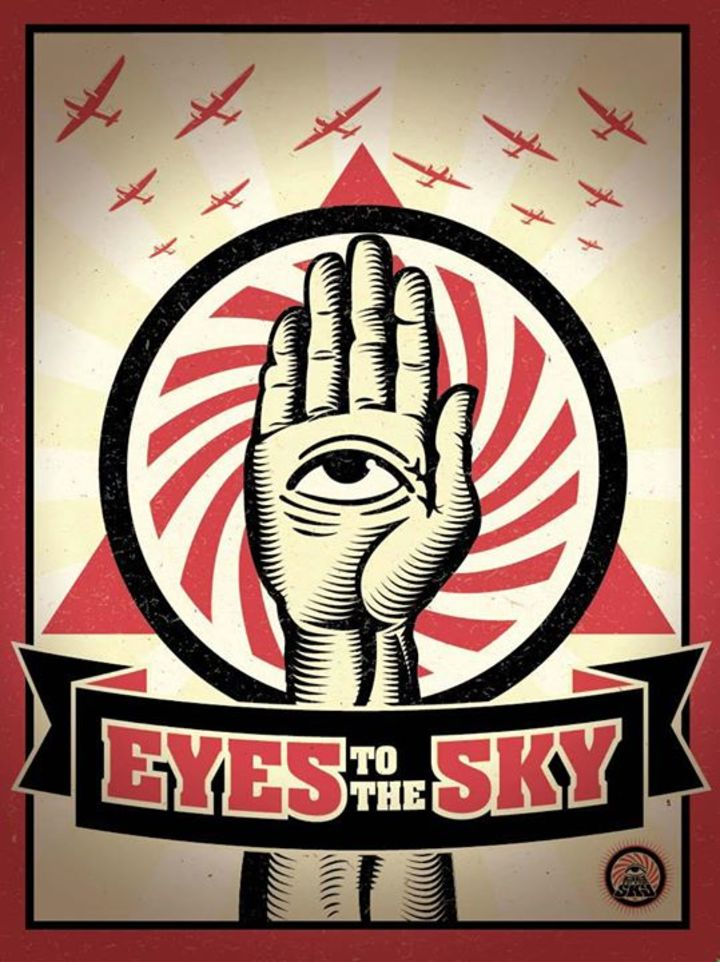 Eyes to the Sky Tour Dates