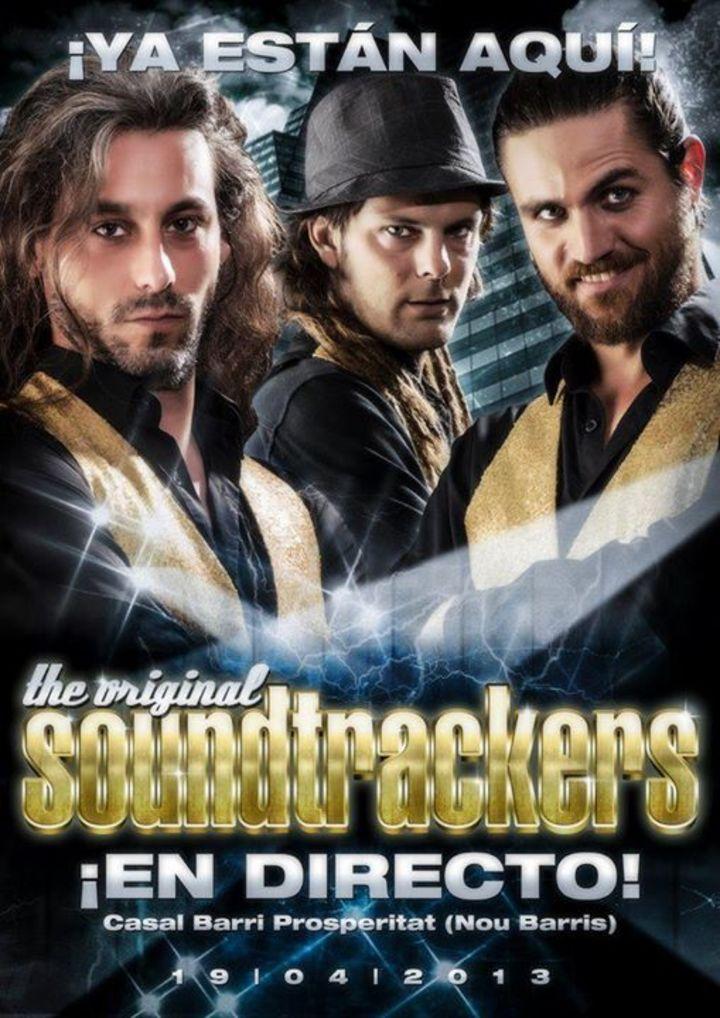 The Original Soundtrackers Tour Dates
