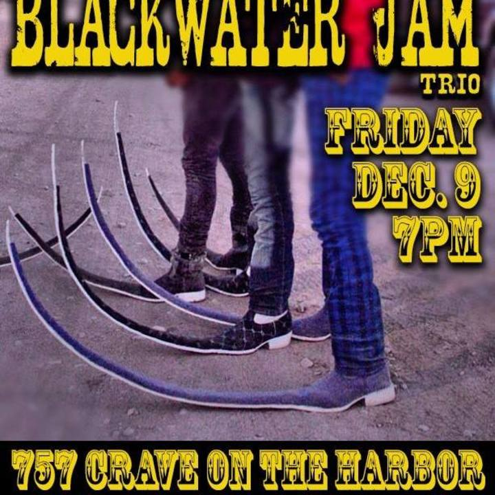 Blackwater Jam Tour Dates