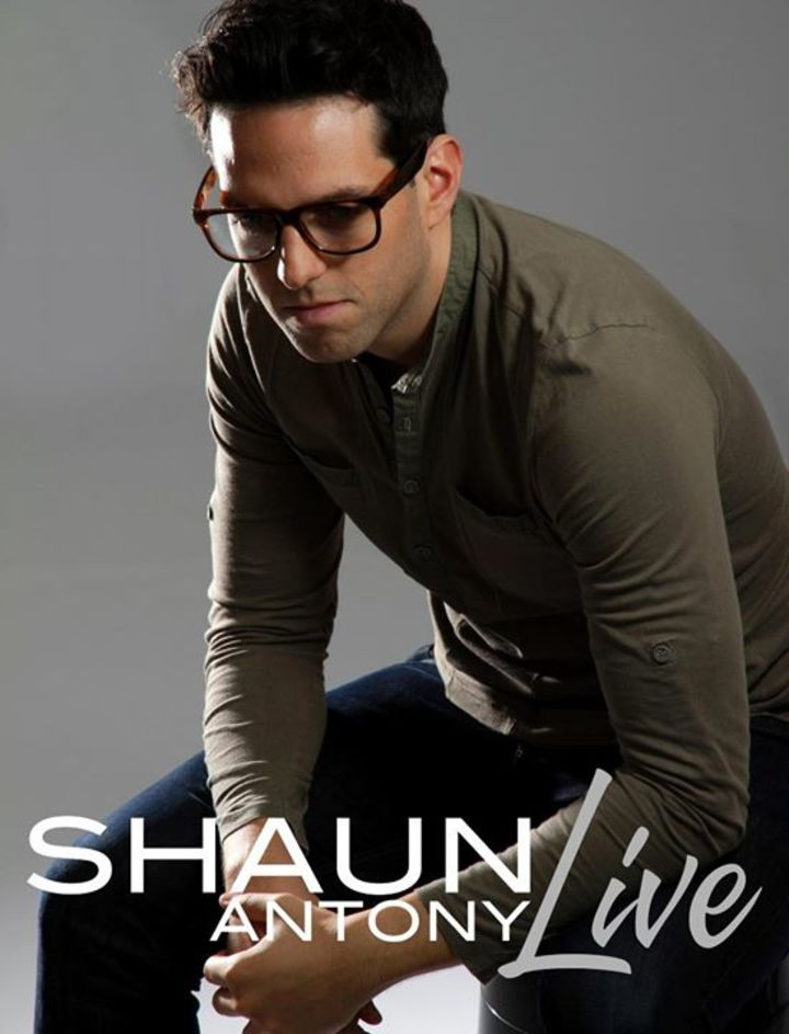 Shaun Antony Tour Dates