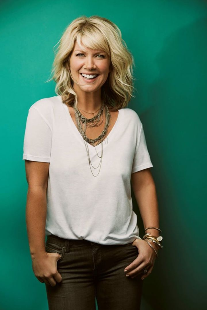 Natalie Grant @ WOMEN OF JOY - Bankers Life Fieldhouse - Indianapolis, IN
