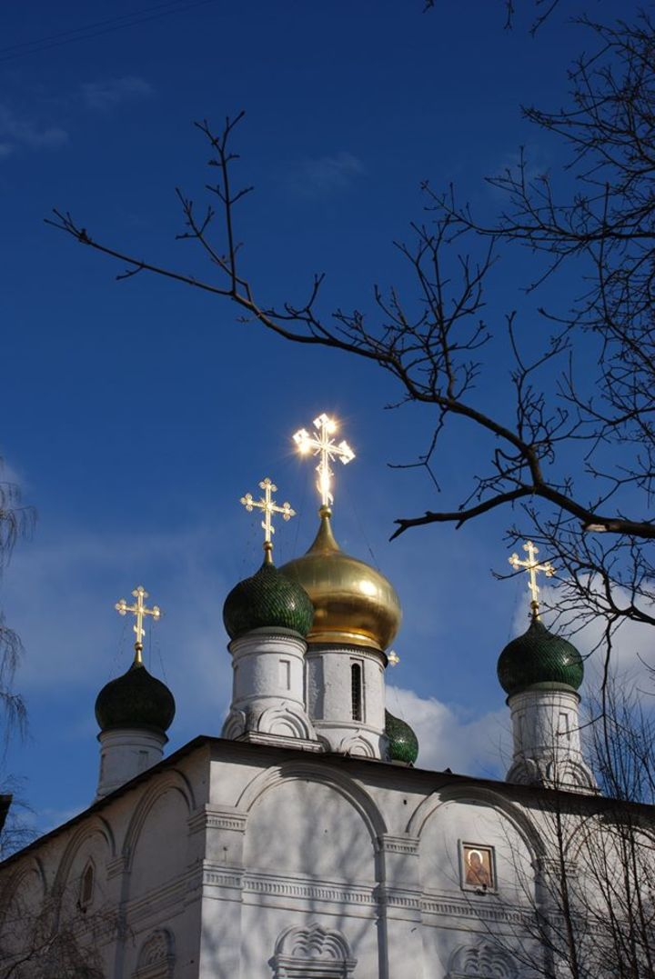 Moscow Sretensky Monastery Choir Tour Dates