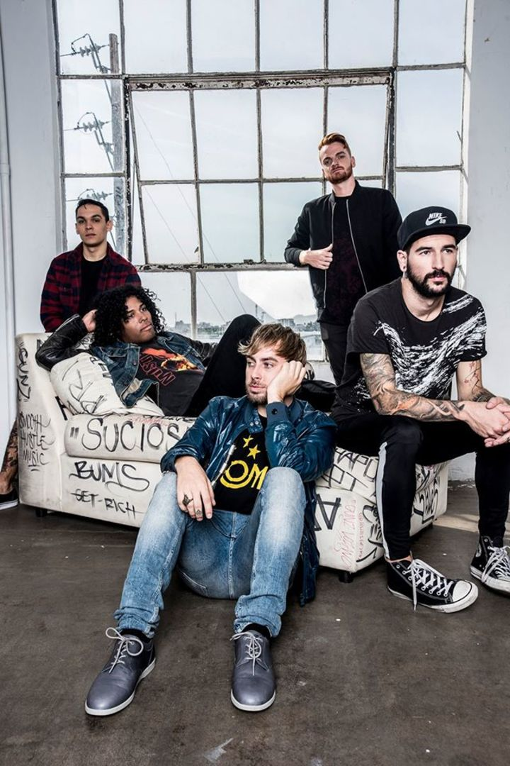 Issues Tour Dates