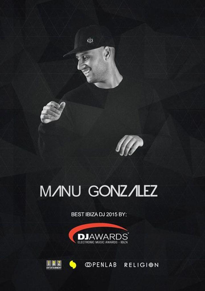 Manu Gonzalez Tour Dates