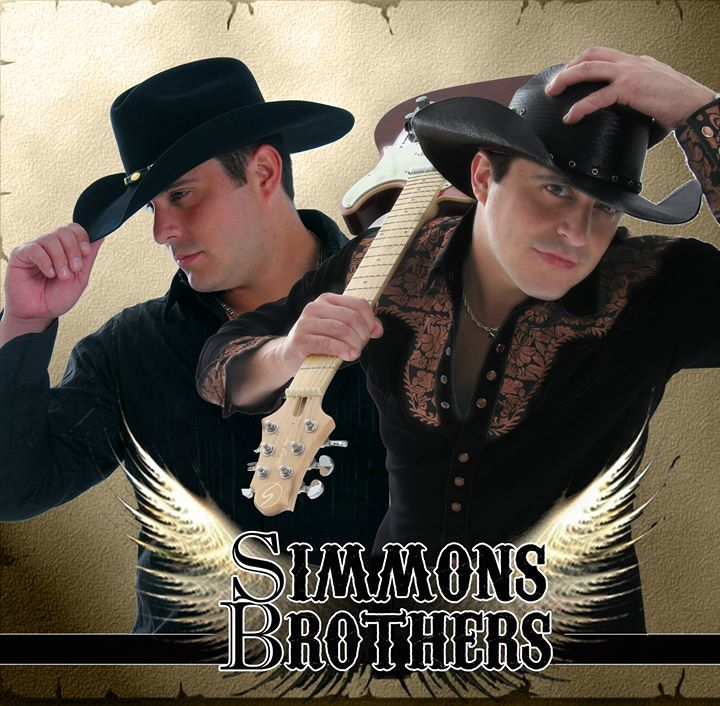 THE SIMMONS BROTHERS Tour Dates