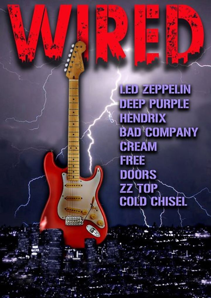 Wired Rock Live Tour Dates