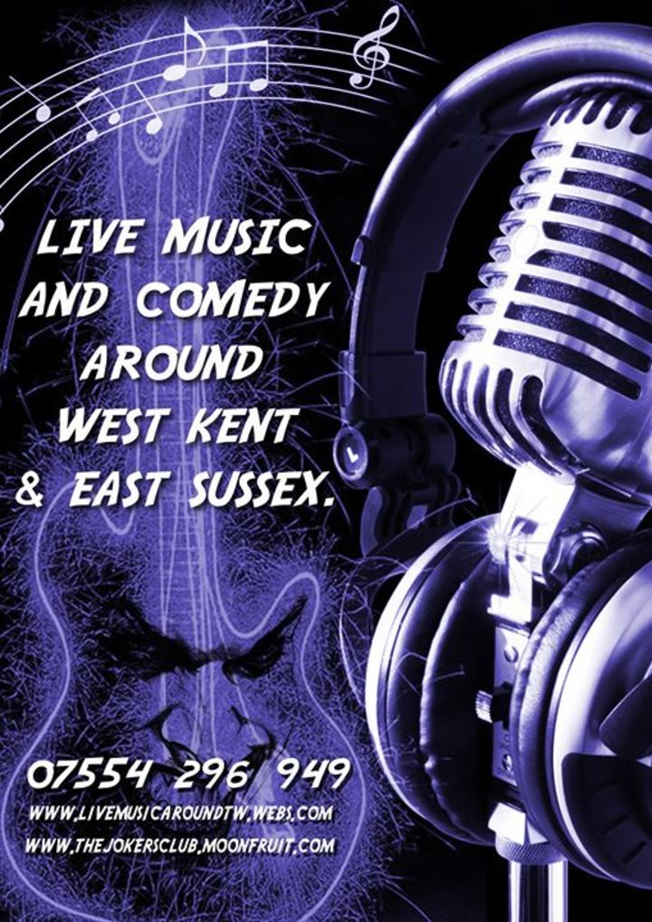 Live Music Around West Kent & East Sussex Tour Dates