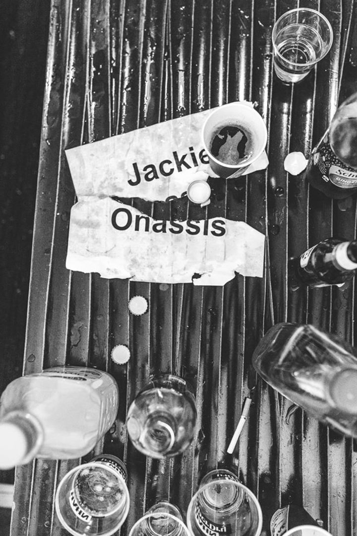 Jackie Onassis Tour Dates