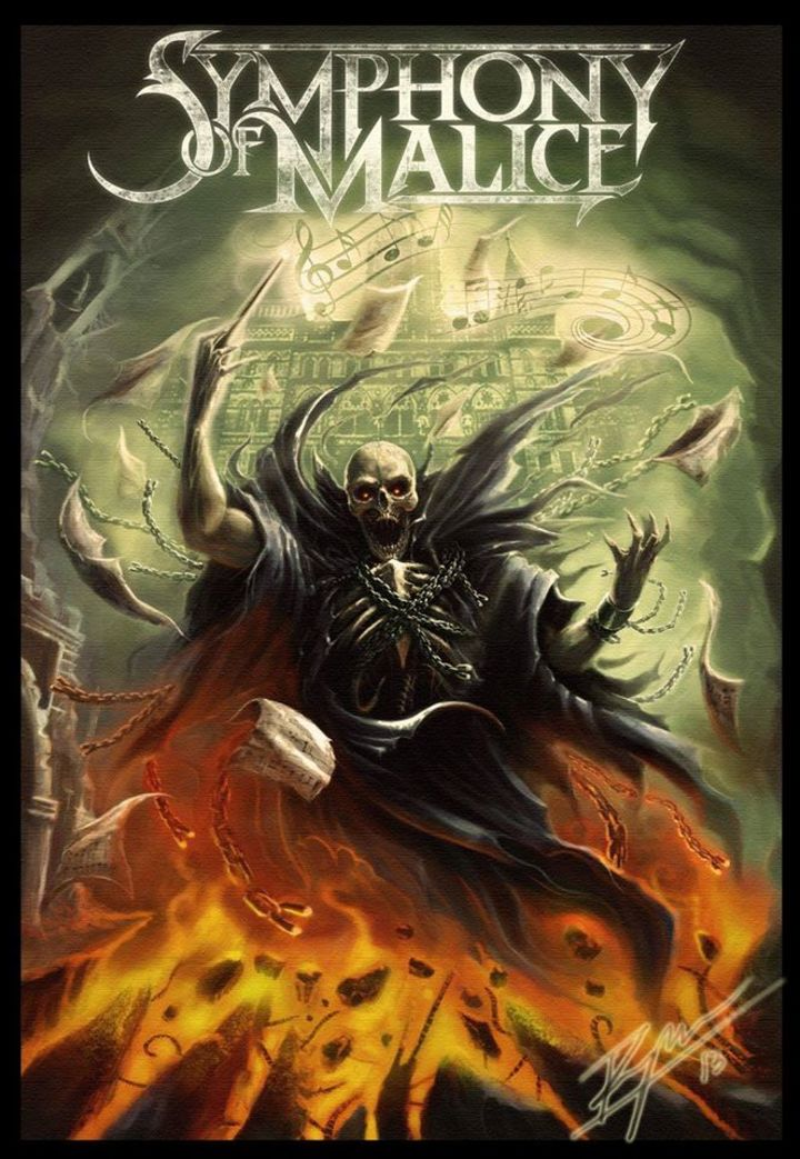Symphony of Malice Tour Dates