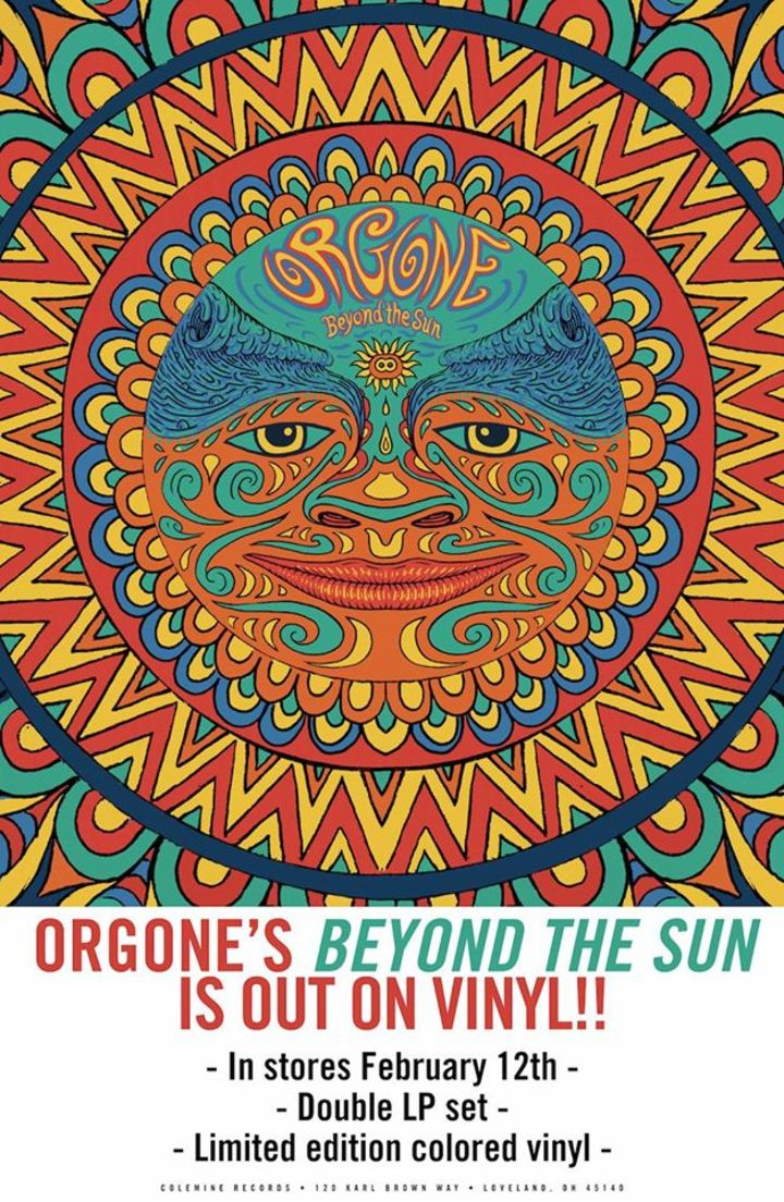 Orgone @ The New Parish - Oakland, CA