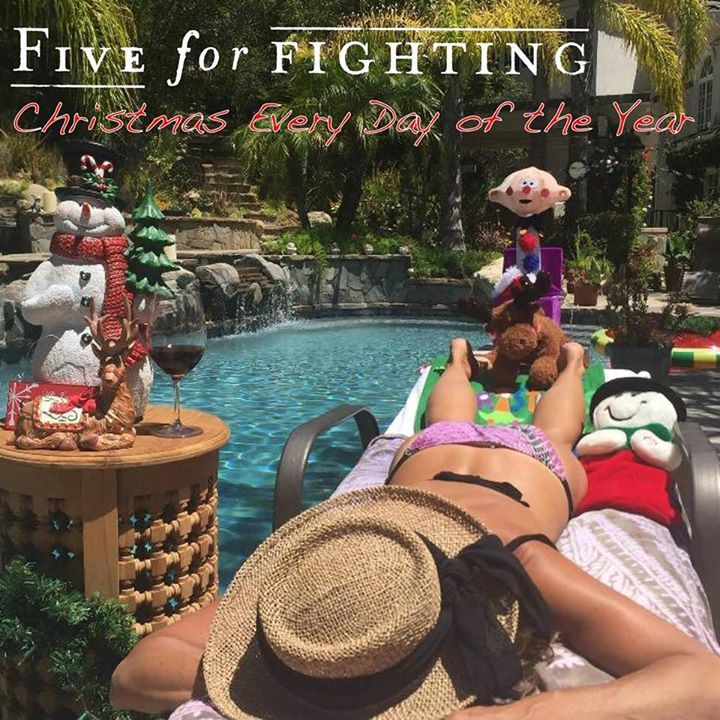 Five for Fighting Tour Dates
