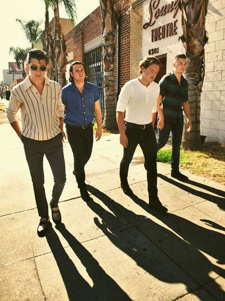 Arctic Monkeys Tour Dates