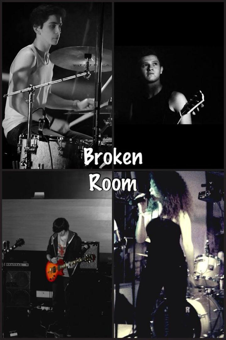 Broken Room Tour Dates
