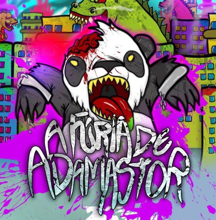 A Fúria de Adamastor Tour Dates