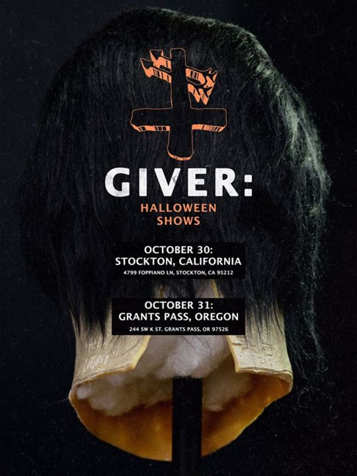 Giver: Tour Dates