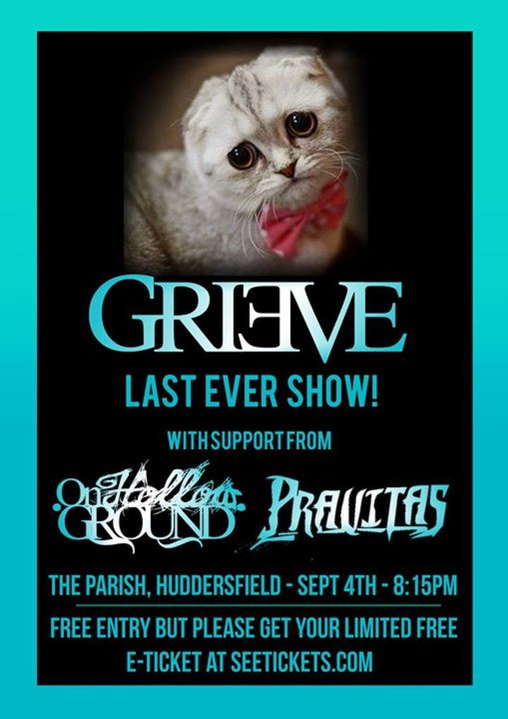 Grieve Tour Dates