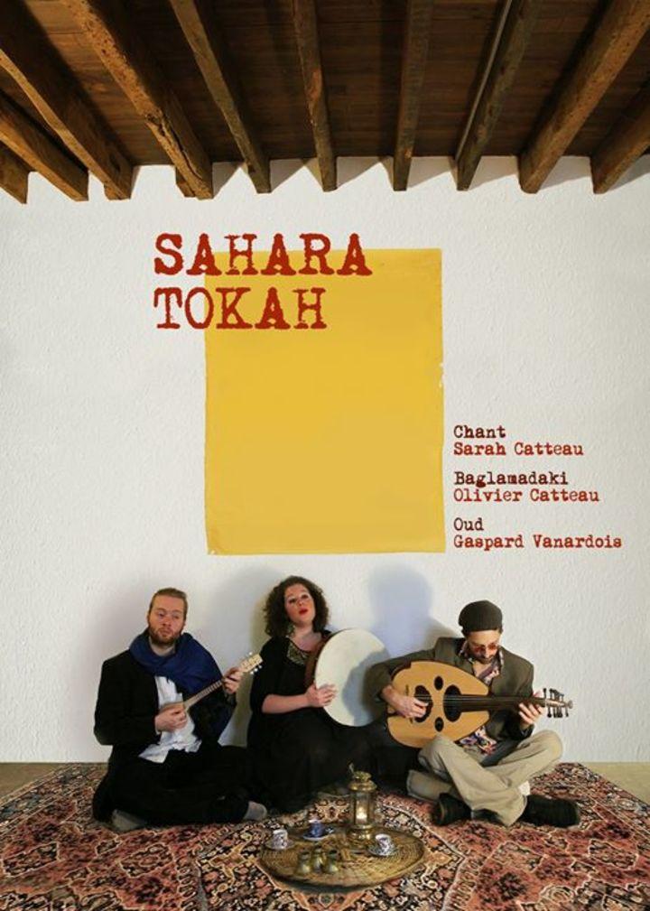 Sahara Tokah Tour Dates